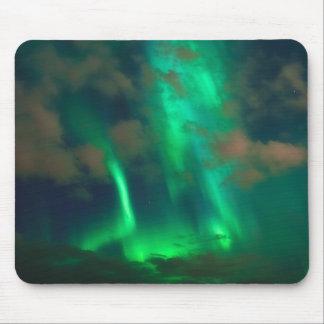 Mousepad Aurora boreal, Aurora Borealis