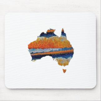 MOUSEPAD AUSTRÁLIA TÃO VASTA
