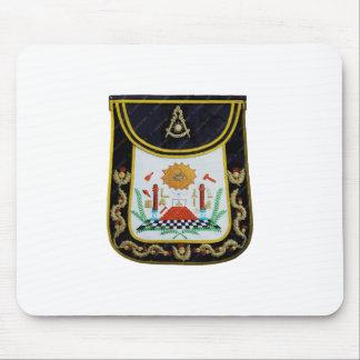 Mousepad Avental extravagante do mestrado passado