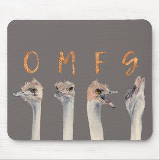 Mousepad Avestruzes de OMFG