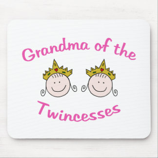 Mousepad Avó de Twincess