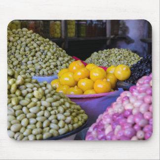 Mousepad Azeitonas e limão no mercado