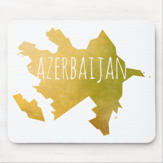 Mousepad Azerbaijan