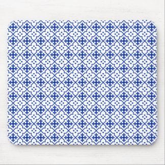 Mousepad Azul marroquino