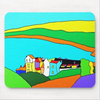 Mousepad Baía Yorkshire das capas do pisco de peito
