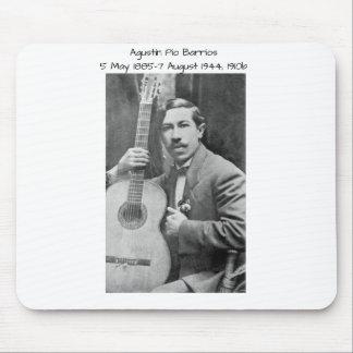 Mousepad Bairros 1910b de Agustín Pio