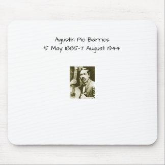 Mousepad Bairros de Agustin Pio