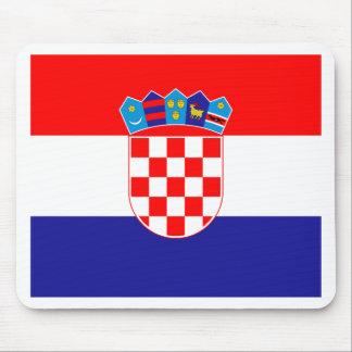 Mousepad Baixo custo! Bandeira croata