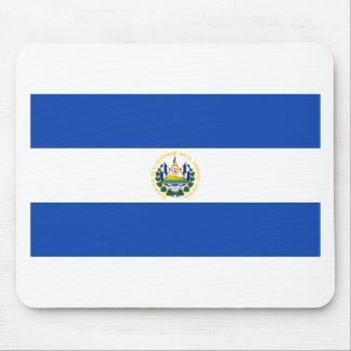 Mousepad Baixo custo! Bandeira de El Salvador