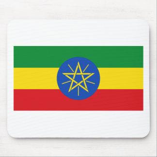 Mousepad Baixo custo! Bandeira de Etiópia