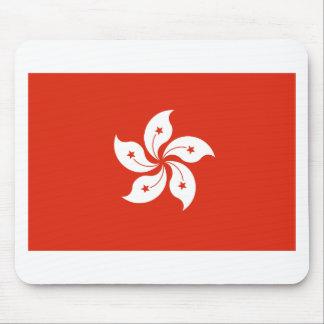 Mousepad Baixo custo! Bandeira de Hong Kong
