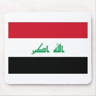 Mousepad Baixo custo! Bandeira de Iraque