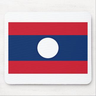 Mousepad Baixo custo! Bandeira de Laos