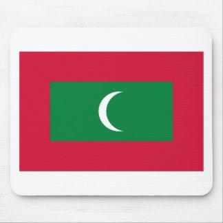 Mousepad Baixo custo! Bandeira de Maldives
