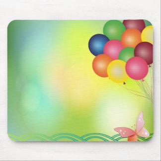 Mousepad Balões do borrão
