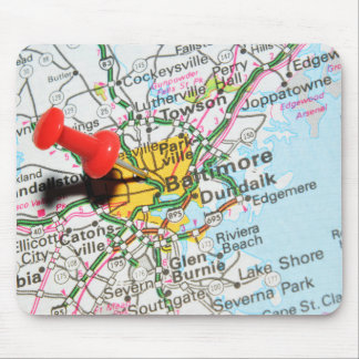 Mousepad Baltimore, Maryland