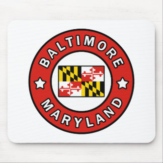 Mousepad Baltimore Maryland
