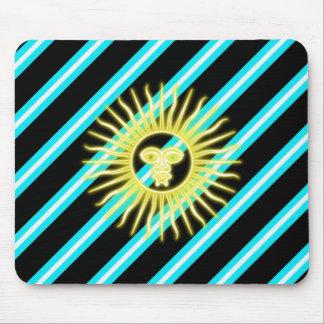 Mousepad Bandeira argentina das listras