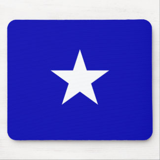 Mousepad Bandeira azul Bonnie