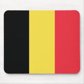 Mousepad Bandeira belga patriótica
