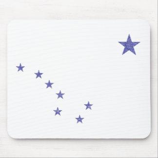 Mousepad Bandeira de Alaska