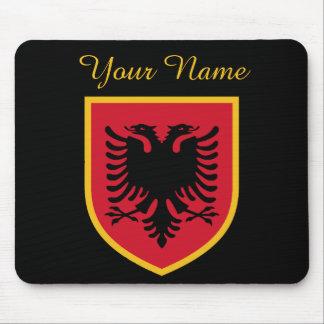Mousepad Bandeira de Albânia