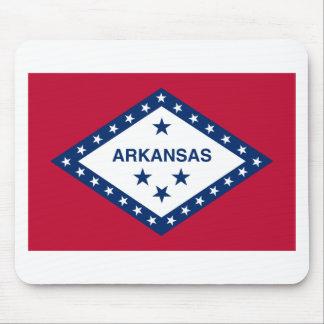 Mousepad Bandeira de Arkansas