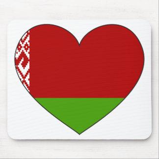 Mousepad Bandeira de Belarus simples