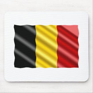 Mousepad Bandeira de Bélgica