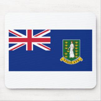 Mousepad Bandeira de British Virgin Islands