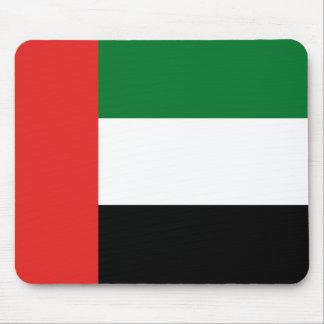 Mousepad Bandeira de Emiradosarabes