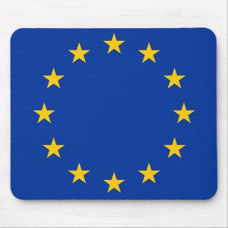 Mousepad Bandeira de Europa, bandeira européia