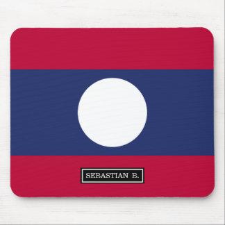Mousepad Bandeira de Laos