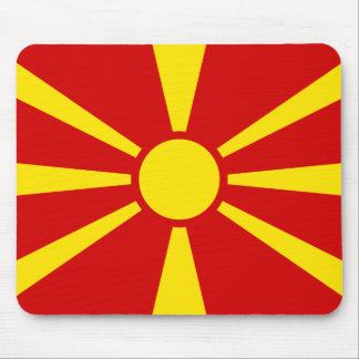 Mousepad Bandeira de Macedónia
