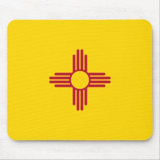 Mousepad Bandeira de New mexico