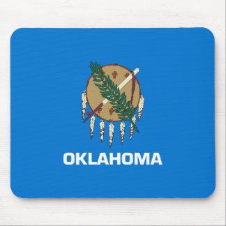 Mousepad Bandeira de Oklahoma