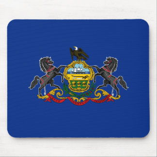 Mousepad Bandeira de Pensilvânia