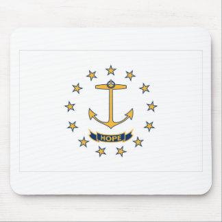 Mousepad Bandeira de Rhode - ilha