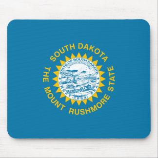 Mousepad Bandeira de South Dakota