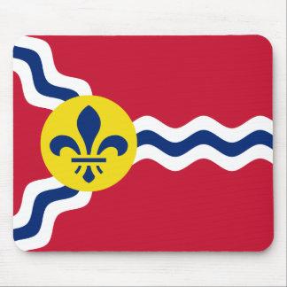 Mousepad Bandeira de St Louis, Missouri