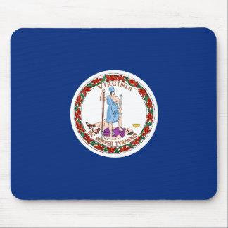 Mousepad Bandeira de Virgínia
