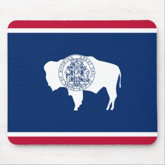 Mousepad Bandeira de Wyoming