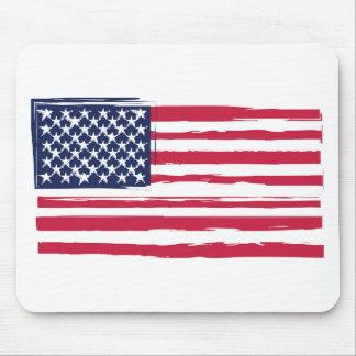 Mousepad Bandeira dos ESTADOS UNIDOS