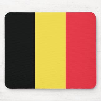Mousepad Bandeira nacional de Bélgica