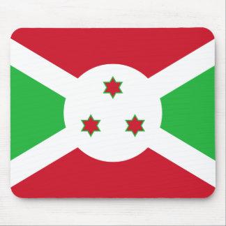 Mousepad Bandeira nacional do mundo de Burundi