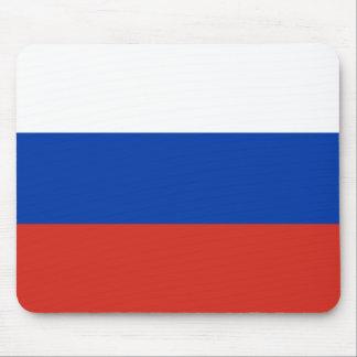 Mousepad Bandeira nacional do mundo de Rússia
