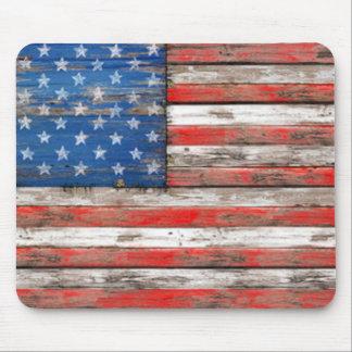 Mousepad Bandeira referente à cultura norte-americana