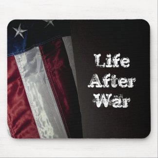 Mousepad - bandeira - vida após a guerra