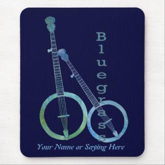 Mousepad Banjos do Bluegrass