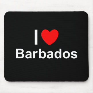 Mousepad Barbados